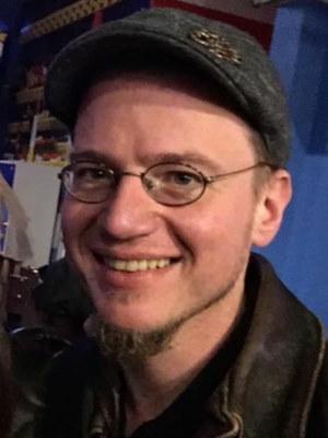 Portrait von Graphic Recorder Christian Schlierkamp